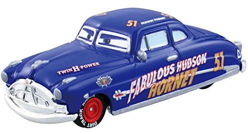 Tomica cars Doc Hudson (Piston Cup racer type)