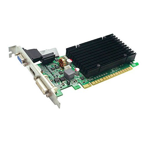 evga 01G P3 1313 TX EVGA NVIDIA GeForce 210 1GB GDDR3 HDMI PCI-E Video Card 01G-P3-1313-KR