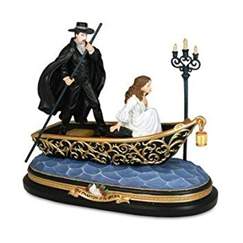 - Phantom of the Opera - Journey to the Lair - Musical Figurine by The San Francisco Music Box Company