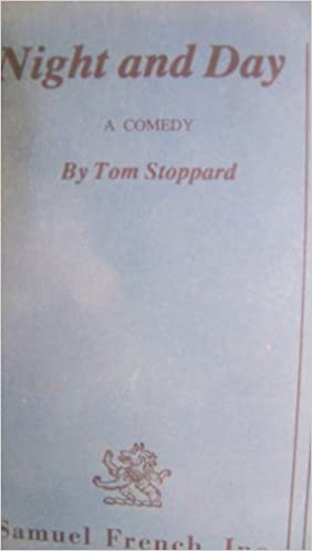 Night And Day Tom Stoppard 9780573613241 Amazon Books