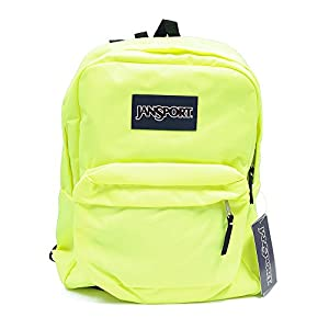 Jansport Superbreak Backpacks (Yellow)
