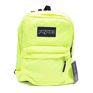 Jansport Superbreak Backpacks (Yellow)