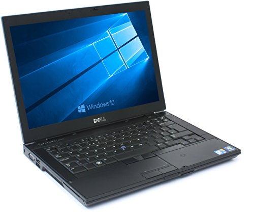 Dell Latitude E6410 Laptop - Intel Core i5 2.4ghz - 4GB DDR3 - 250GB SATA HDD - DVD - Windows 10 Home 64bit - (Renewed) ()
