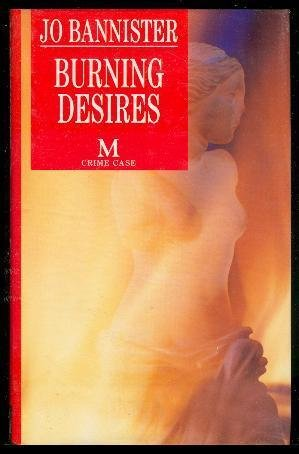 book cover of A Taste for Burning