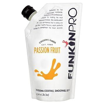 Home & Garden Funkin Passion Fruit Puree 1kg