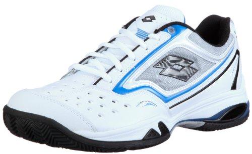 Lotto VECTOR III - Zapatillas de tenis para hombre Blanco (BIANCO/BLU)