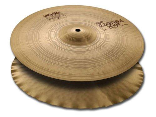 Paiste 13'' 2002 Sound Edge Hi Hat Top Cymbal by Paiste