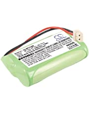 Ekkos Battery Replacement for Sony NTM-910 Baby Nursery Monitor NTM-910dual Baby Nursery Monit NTM-910 NTM-910YLW NTM-910YLW Baby Nursery Monito BP-TR10 BP-T51 BP-T50