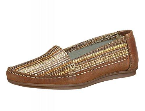 Hush puppies sandales-chaussures de femme multicolore Multicolore - Braun-Bunt okQ7qicR
