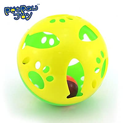 Our Pets Smarter Interactive IQ Treat Ball Dog Toy,(Colors may vary) from Our Pets