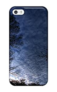 Top Quality Protection Blue Morning Case Cover For Iphone 5/5s