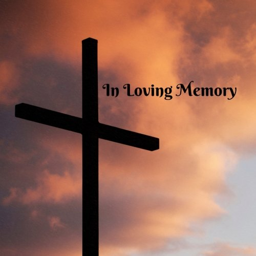 (In Loving Memory: Cross Design Large Square Design Celebration of Life, Condolence Book, Message Book, Wake, Memorial Service, Church, Funeral Home ... Paperback (Bereavement Gifts) (Volume 11))