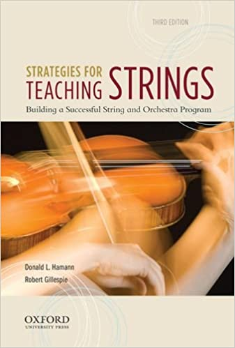 Strategies For Teaching Strings Building A Successful String And