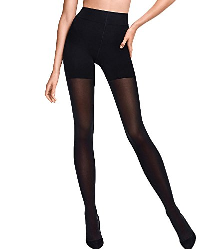 Wolford Tummy 66 Control Top Tights (14669) XL/Black by Wolford