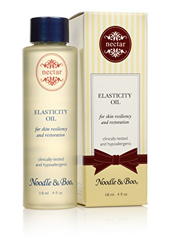 (Noodle & Boo Nectar for the Mama, Elasticity Oil, 4 oz )
