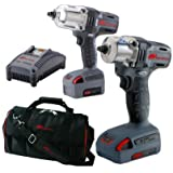 Ingersoll Rand IQV20-201 Impact Wrench Combo