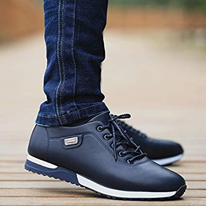 Outdoor Breathable Sneakers Men