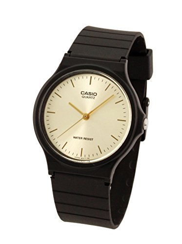 [카시오]CASIO 손목시계 쿼츠 아날로그 MQ-24-9E 유니 [역수입품]