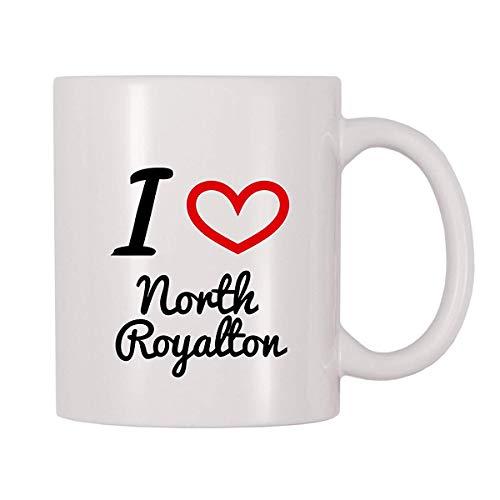 (Ludem I Love North Royalton Coffee Mug (11 oz))