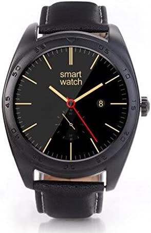 Amazon.com: K89 Round Screen Smartwatch Bluetooth Wrist ...