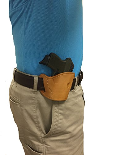 Leather Gun Holster fits Taurus TCP PT-738