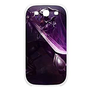 MasterYi-006 League of Legends LoL case cover Samsung Galaxy Note3 Plastic White