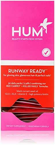 HUM Nutrition - Runway Ready - Skin & Nail Support Kit, 30 Packets