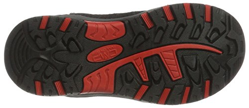 C.P.M. Rigel, Zapatos de Low Rise Senderismo Unisex Niños Gris (Acciaio)