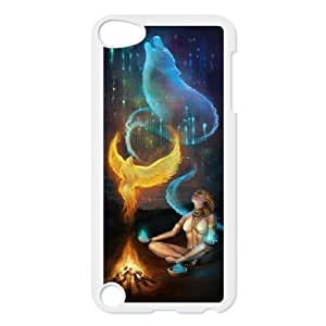 Ancient totem Phone Case FOR Ipod Touch 5 TKOP737390