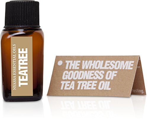 Nyassa Tea Tree Essential Oil