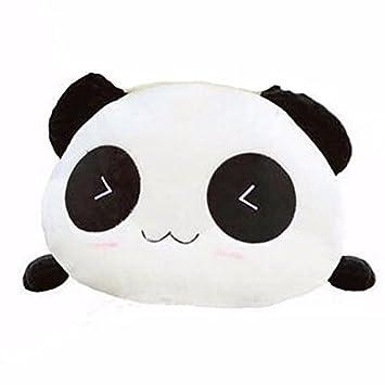 Amazon.com: 10 inch Cute Panda – Muñeca Cuddy almohada ...
