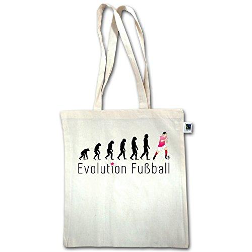 Evoluzione - Evoluzione Del Calcio - Unisize - Natural - Xt600 - Manico Lungo In Juta Bag
