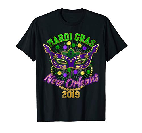 (Mardi Gras Beads Coins New Orleans 2019 Costume Party)