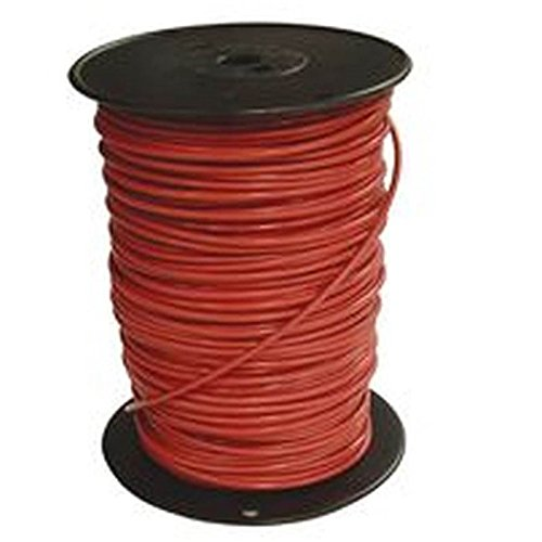 032886231209 - Southwire Building Wire Stranded Copper 8 Ga, 1 Conductor 45 Amp 600 V 90 Deg C 500 ' Red carousel main 0