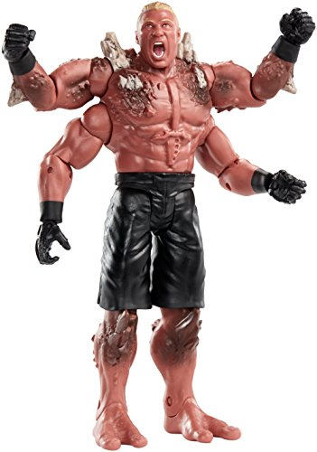 WWE Mutant Brock Lesnar Figure (Sting Figure Wrestler Action)