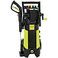 Snow Joe SPX3001 2030-PSI 1.76-GPM Electric Pressure Washer with Hose Reel (Green)