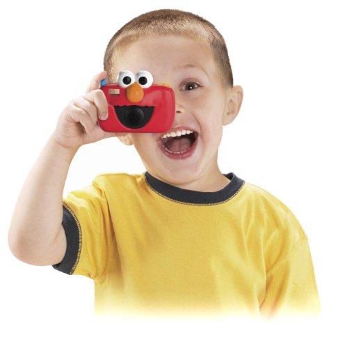 Fisher-Price Sesame Street Elmo Sing and Giggle Camera (Elmo Camera)
