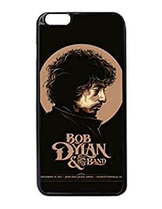 Beautifulcase Bob Dylan and His Band Moon Photo case cover , Fashion Image case cover Diy, Personalized Custom Durable case cover For iPhone JnzlvnroBAA 6 Plus -5.5