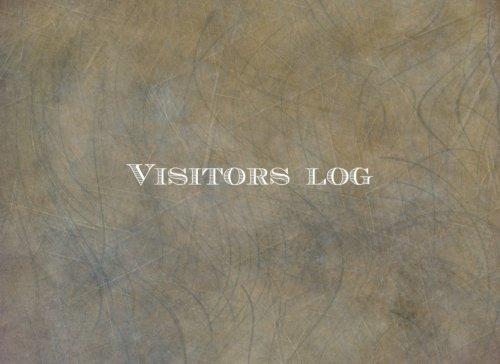 Visitor Log - 2