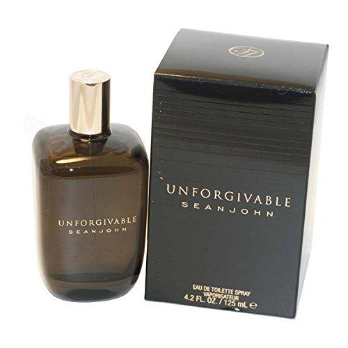Unforgivable By Sean John For Men. Eau De Toilette Spray 4.2 Oz / 125 Ml
