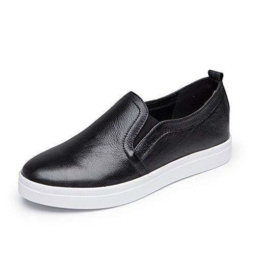 Zapatos casuales de moda/Cabeza redonda pie Lok Fu zapatos/escoge los zapatos/Zapatos del estudiante B