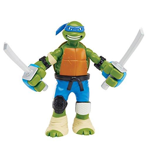 Teenage Mutant Ninja Turtles Roll N' Punch Leonardo Action Figure