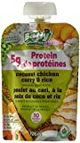 Baby Gourmet Coconut Chicken Curry & Rice,128 ml, Pack of 10