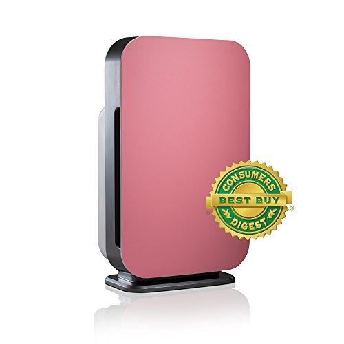 Alen FLEX-SILVER-PNK BreatheSmart Tower Air Purifier Petal pink
