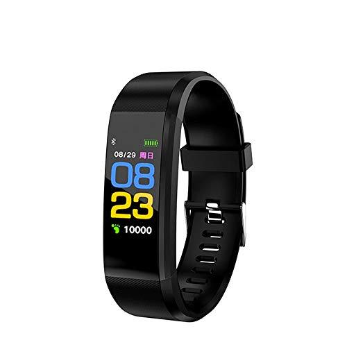 BOYZHE BINSSAW New Smart Watch Men Women Heart Rate Monitor Blood Pressure Fitness Tracker Smartwatch (115H)