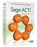 Software : Sage ACT! Premium 2011 Corporate License & 1 Hour Online Training Webinar held weekly