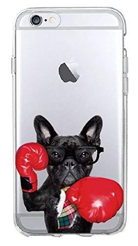 coque iphone 7 bouledogue francais