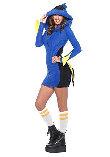 Adult Cozy Bluefish Costume -