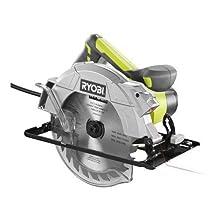 Ryobi CSB135L 14 Amp 7-1/4 Adjustable Electric Circular Saw w/Exactline Laser Certified Refurbished by Ryobi