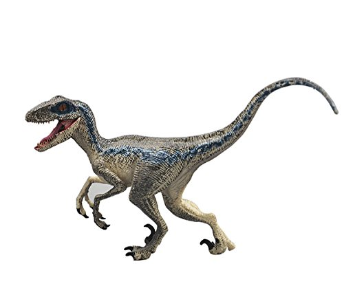 weiming inc Jurassic World 2 Dinosaur Simulated Dinosaur World Model Toy--Velociraptor by weiming inc